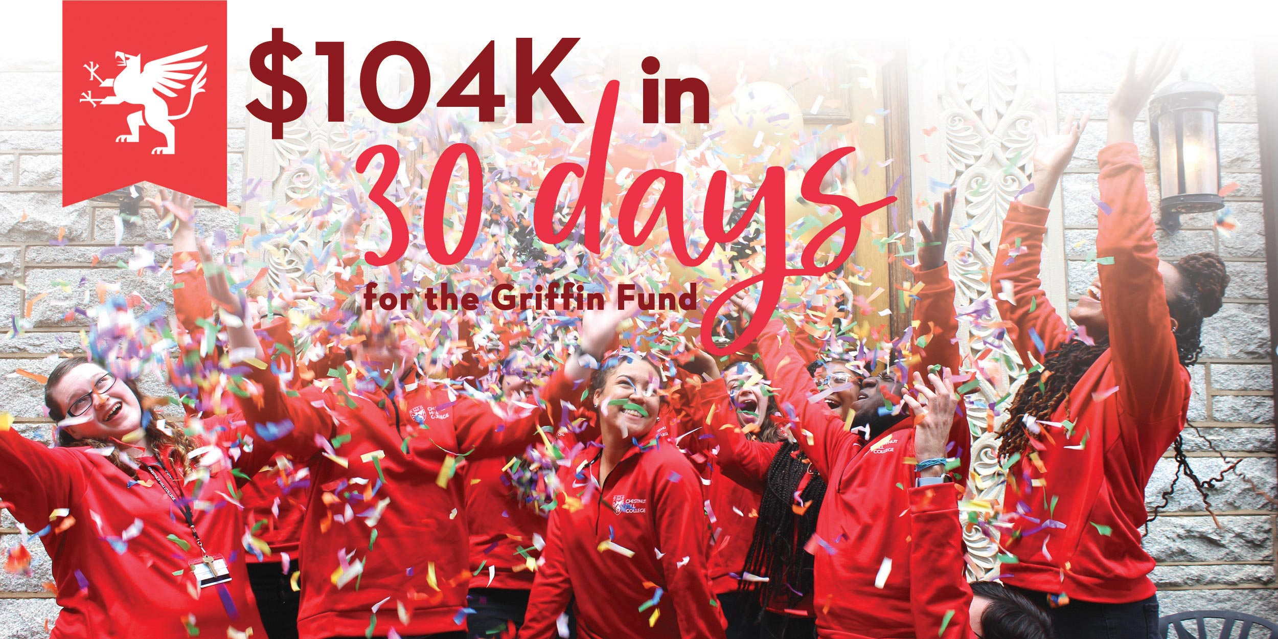 $104k in 30 days for the Griffin Fund!